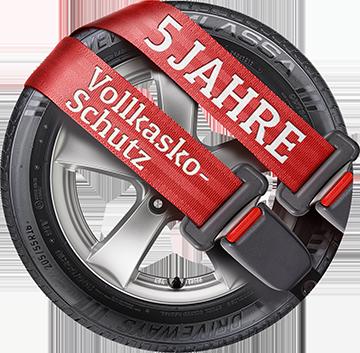 Vollkasko-Schutz Logo
